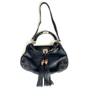 Authentic Gucci Babouska Indy Hobo Bag